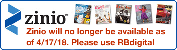 Zinio - The world's largest newsstand is now at your library.